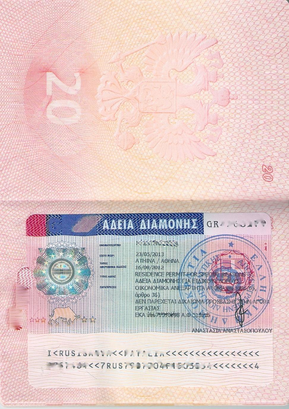 скан паспорта